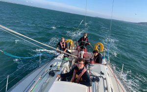 Yachtmaster training: How I qualified as a professional skipper during lockdown