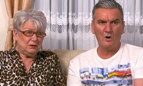 Gogglebox stars Jenny and Lee stun fans with 16-year-old throwback photo