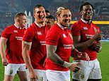 British and Irish Lions tour to South Africa confirmed for July and August 2021