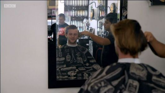 Coronavirus UK: Race Across The World fans jealous as contestant gets haircut: 'Remember the days?'