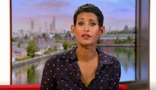 BBC Breakfast's Naga Munchetty is 'going nuts' as her favourite 'TV bra' goes missing