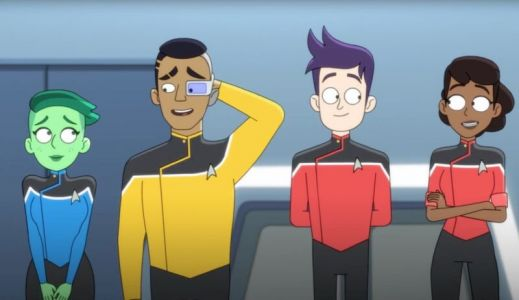 Star Trek: Lower Decks review: Comfort food with a comic twist