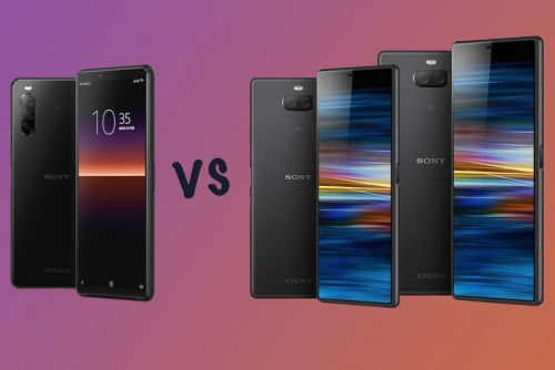 Sony Xperia 10 II vs Xperia 10 vs Xperia 10 Plus: What's the difference?
