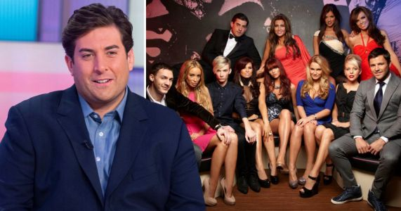 James Argent jokes Towie 10 year anniversary couldn't possibly go ahead without him