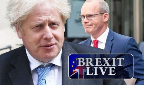 Brexit LIVE: Ireland GLOATS and says scared UK will cave in to EU's demands