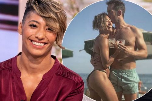 Strictly's Karen Hauer opens up about boyfriend following 'traumatic' Kevin Clifton split