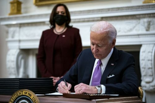 A look at all of Biden's changes to energy and environmental regulations