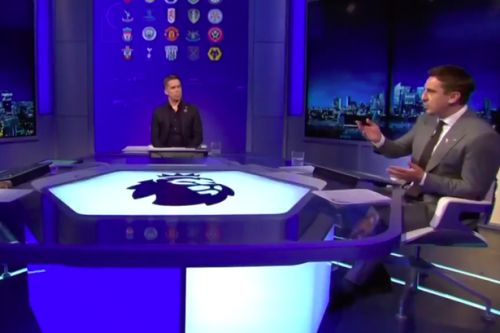 Full transcript of Neville and Carragher's damning Pogba and Fernandes debate