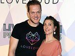 Imagine Dragon's Dan Reynolds admitted he's in marriage counseling with wife Aja Volkman