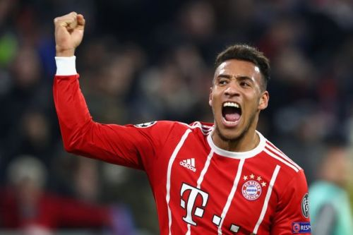 Arsenal and Man Utd 'among clubs' targeting Bayern Munich star Corentin Tolisso