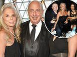 TALK OF THE TOWN: Philip Green's wife attempts to rehabilitate Topshop tycoon's reputation