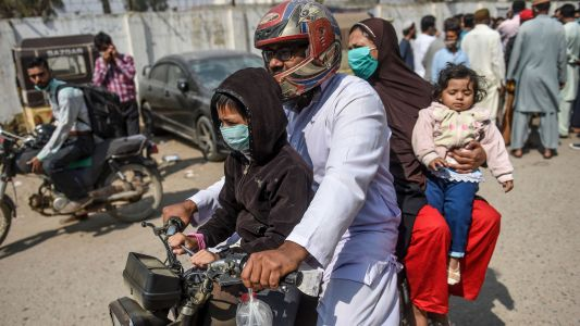 Mystery illness kills 14 in Pakistan - but what caused it?