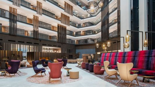 Sheraton Grand Tbilisi Metechi Palace completes refurb
