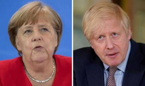 Brexit trade negotiations leave Germany furious as Merkel ally lashes out at UK tactics