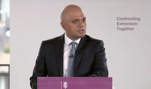 Sajid Javid hits out at Trump's 'open racism' in attack on 'extremists driving divisions'