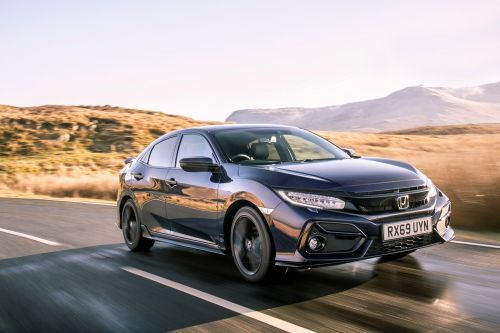 New Honda Civic Sport Line 2019 review
