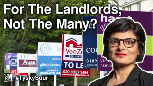For the Landlords, Not the Many?