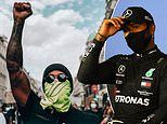 Lewis Hamilton claims taking a knee row before Austrian GP reinforces that racism exists in F1