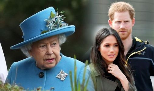 Royal SNUB: Real reason Queen 'banned Meghan Markle and Harry from using Sussex Royal'?