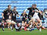 Wasps on the brink of missing out on Premiership final after FOUR more positive Covid-19 tests