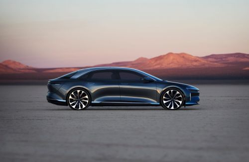 Lucid Motors CEO says his debut electric sedan will cost over $100,000 and outmatch Tesla and Porsche with a spacious, luxurious interior
