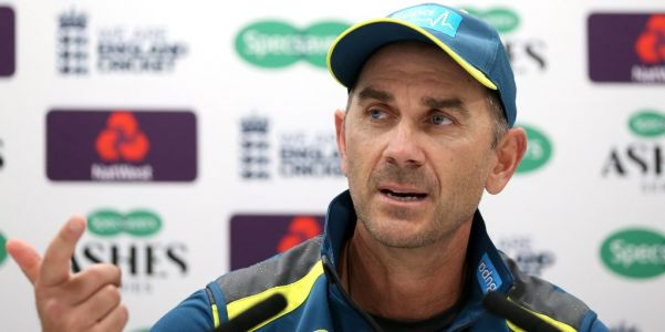 I think we have to go to England, says Australia coach Justin Langer