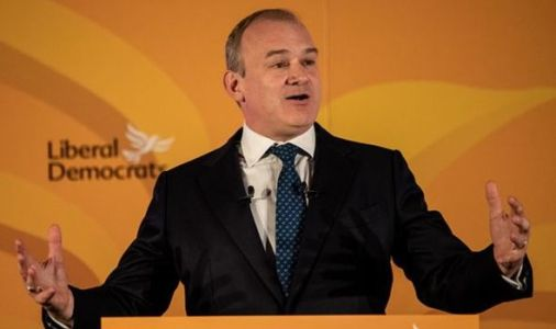 'Measures are needed now!' Ed Davey calls for more restrictions amid rising Covid cases