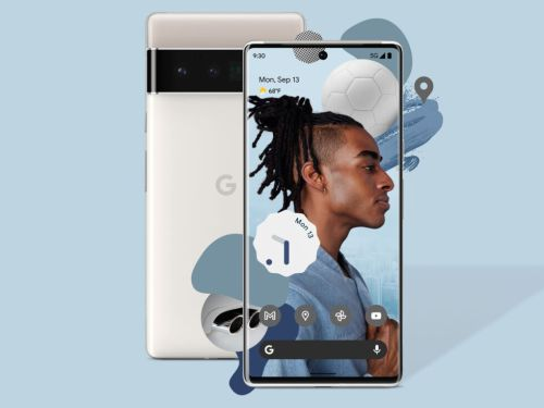 The Pixel 6 is official-and it's $300 cheaper than a comparable Samsung phone