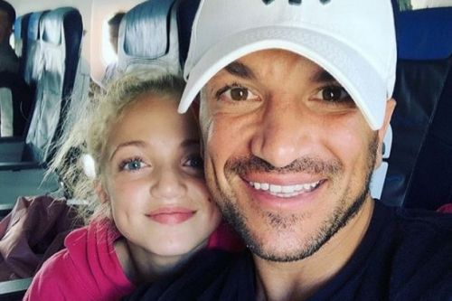 Peter Andre furious as Princess orders non-essential fake nails during lockdown