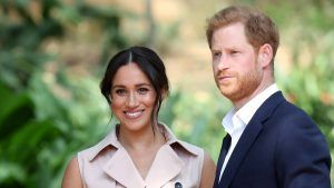 Harry and Meghan might have to 'renounce royal privileges' if they move to South Africa