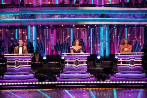 Who are the judges on Strictly Come Dancing 2020?