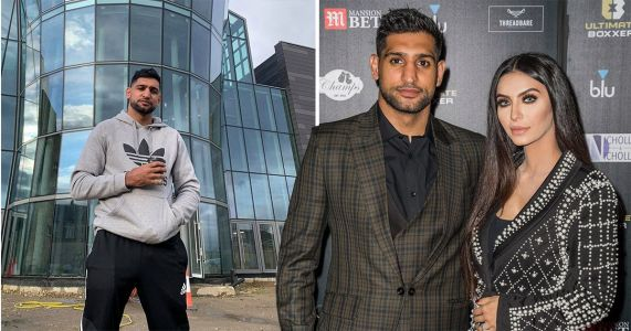 Amir Khan is building 'UK's first wedding mall' in Bolton complete with shisha bar on the roof