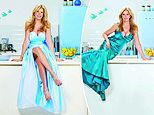 Penny Lancaster on taking part in Celebrity MasterChef and her job as a police officer