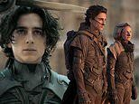 Dune sets a new record for Warner Bros and HBO Max as it tops the Friday box office at $17.5 million