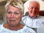 Coronation Street's Vicky Entwistle and Bruce Jones have an emotional reunion on Loose Women