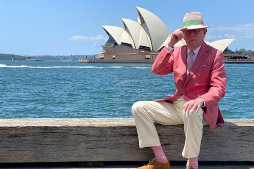 Where is Jack Whitehall: Travels with My Father season 4 filmed?