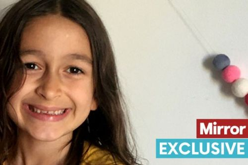 Daughter of Brit jailed in Iran says she 'won't cut her hair until mummy is home'