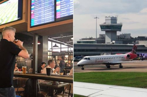 Airports threaten to ban boozy passengers boarding flights in major crackdown