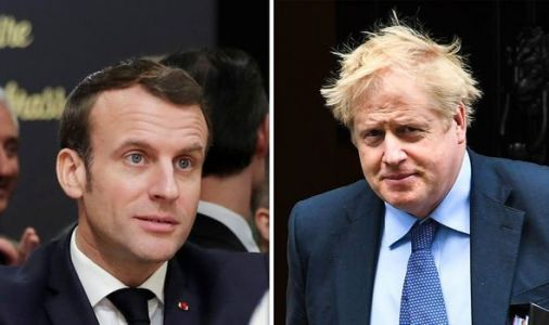 Emmanuel Macron takes swipe at 'very hard' Brits over Brexit trade talks