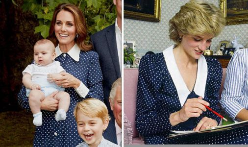 Kate's special nod to Princess Diana in Princes Charles' 70th birthday portrait