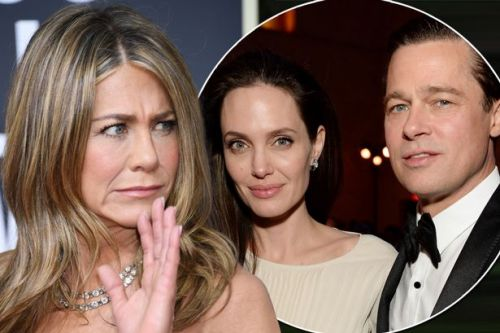 How Jen Aniston really feels about 'groom raider' Angelina Jolie as she has last laugh
