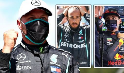 Austrian Grand Prix 2020 LIVE: Updates as Bottas on pole, Hamilton protest, Vettel 11th