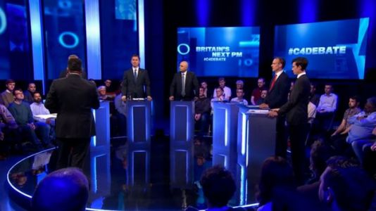 Boris Johnson Empty Chaired In Channel 4 Debate After He Refuses To Take Part