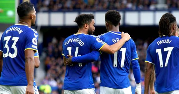 Everton face being pipped to promising transfer by European powerhouse