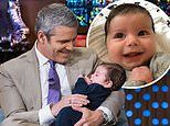 Andy Cohen gets a surprise visit from son Benjamin after admitting wants baby number two