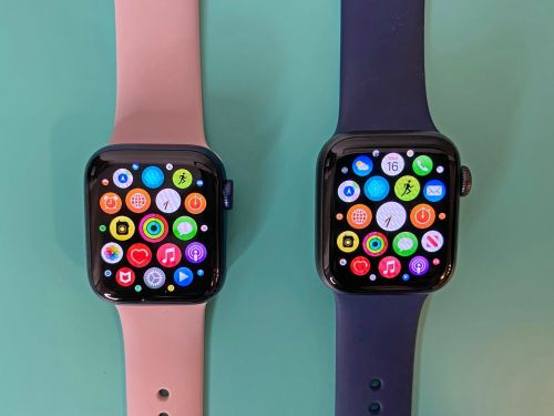 Apple just released 2 brand new Apple Watches today - here are the biggest differences between them
