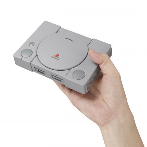 Sony PlayStation Classic revealed: price, UK release date and games list