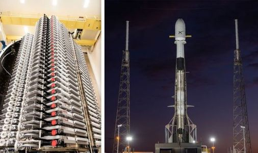SpaceX launches Starlink: 60 new satellites take flight but astronomer warns 'it's a mess'