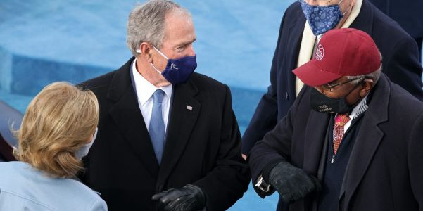 George W. Bush privately says that Rep. Jim Clyburn is the country's 'savior' for helping Biden beat Trump
