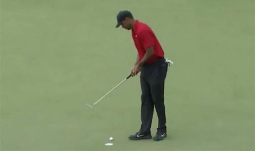 Tiger Woods 2018 win video: WATCH Tiger Woods last putt as he wins 80th PGA title